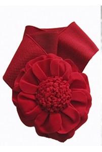 Пояс-цветок