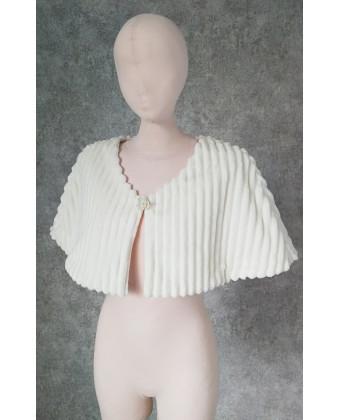 Свадебная накидка на плечи