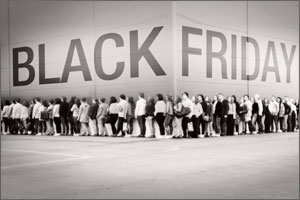 Черная пятница 2016 – возможность обновить гардероб
