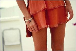 Модные цвета юбок в этом сезоне