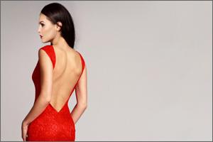 Открытые вечерние платья: сексуально и заманчиво