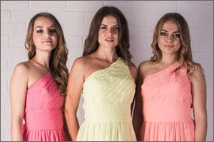 Выбираем цвет и фасон платья на выпускной