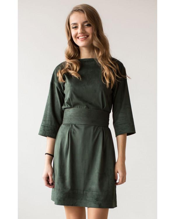 7fdd9c42ed3 Повседневное платье на осень купить в интернет-магазине Роял-бутик ...