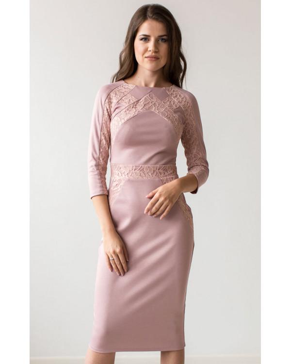 d42eb4e9a696 Стильное повседневное платье купить в интернет-магазине Роял-бутик ...
