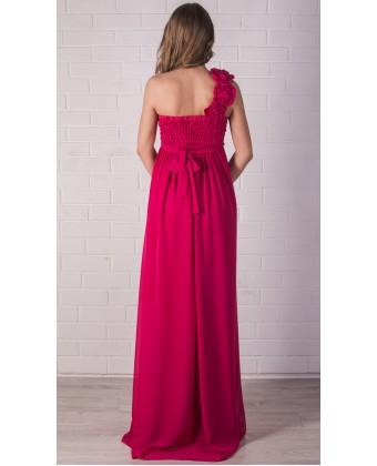 Длинное платье в греческом стиле