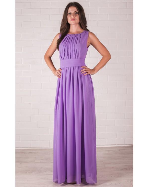 5a16c55b46a65b1 Сиреневое платье в греческом стиле купить в интернет-магазине Роял ...