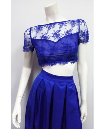 Платье топ и юбка