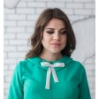 Короткое платье для животика
