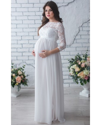 Платье на роспись для беременных