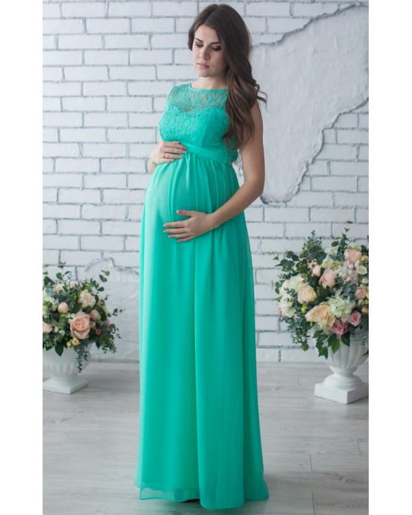 Юбки для беременных в пол