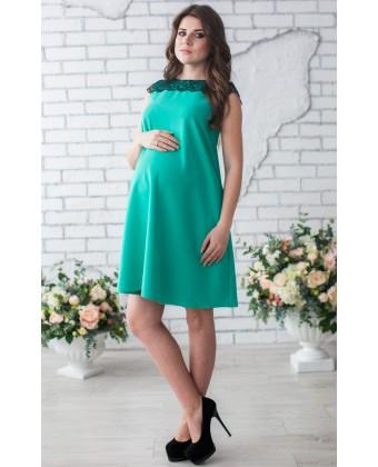 Стильное платье для беременных