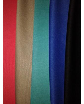 Длинная трикотажная юбка в пол с карманами