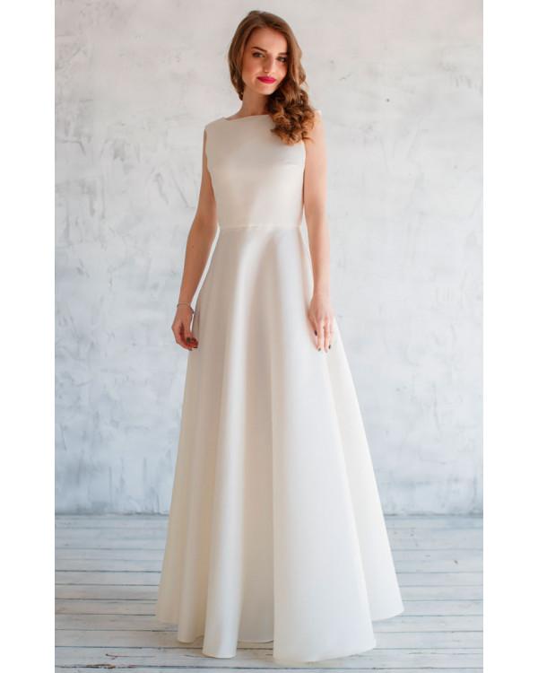 7524fa4d0ac Элегантное свадебное платье купить в интернет-магазине Роял-бутик ...