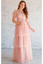 Необычное вечернее платье