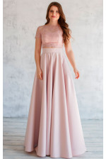 Шикарный комплект топ и юбка