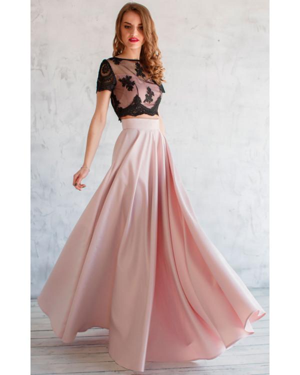 9b1d4e83ca98f86 Шикарные топ и юбка солнце купить в интернет-магазине Роял-бутик ...