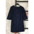 Модное коктейльное платье