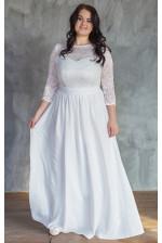 Платье для росписи size+