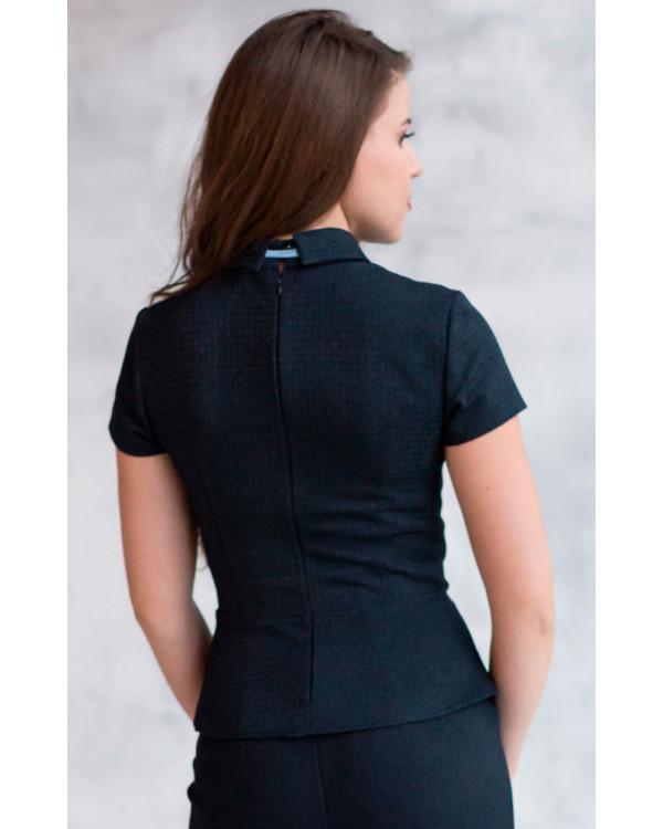 fdbfe8463ee Деловая блузка купить в интернет-магазине Роял-бутик - Блузы   Топы ...