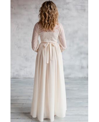 Свадебное платье для венчания