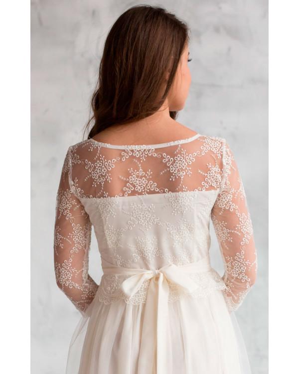 Платье из кружева с доставкой