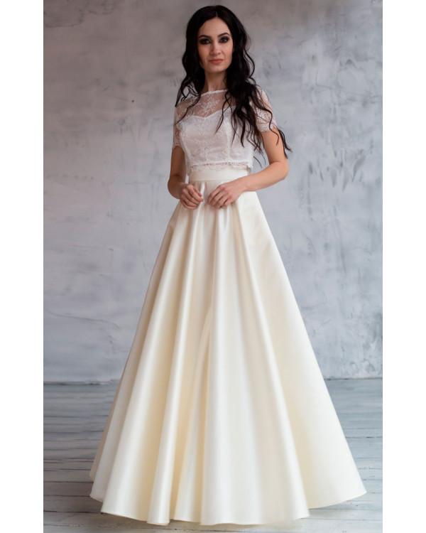 a3bf234ad98 Свадебный топ и юбка солнце купить в интернет-магазине Роял-бутик ...