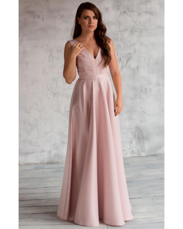 07619a22a09 Красивое длинное вечернее платье купить в интернет-магазине Роял ...