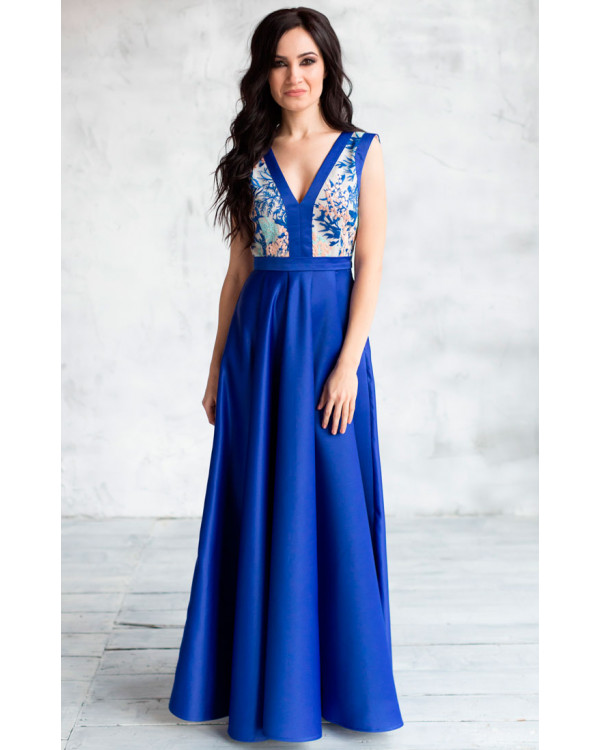 e85c6466ee4 Очень красивое вечернее платье купить в интернет-магазине Роял-бутик ...