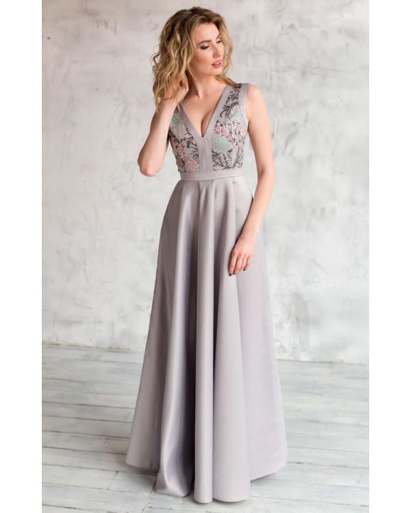 3d693c1006de6 Официальное вечернее платье купить в интернет-магазине Роял-бутик ...