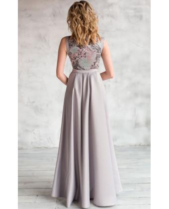 Официальное вечернее платье