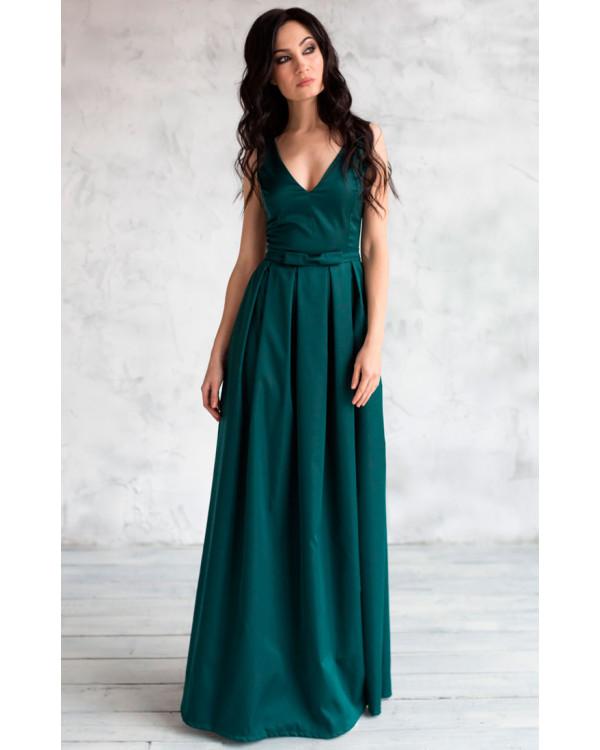 Изумрудное платье с доставкой