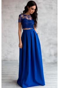 Вечернее платье юбка и топ