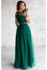 Оригинальное платье на выпускной