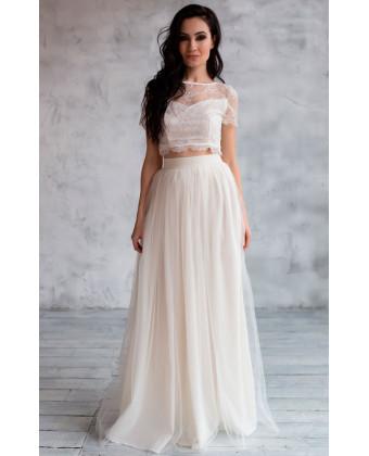 Свадебная юбка