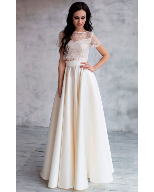 Свадебные юбки купить в москве