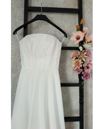 Корсетное платье на роспись