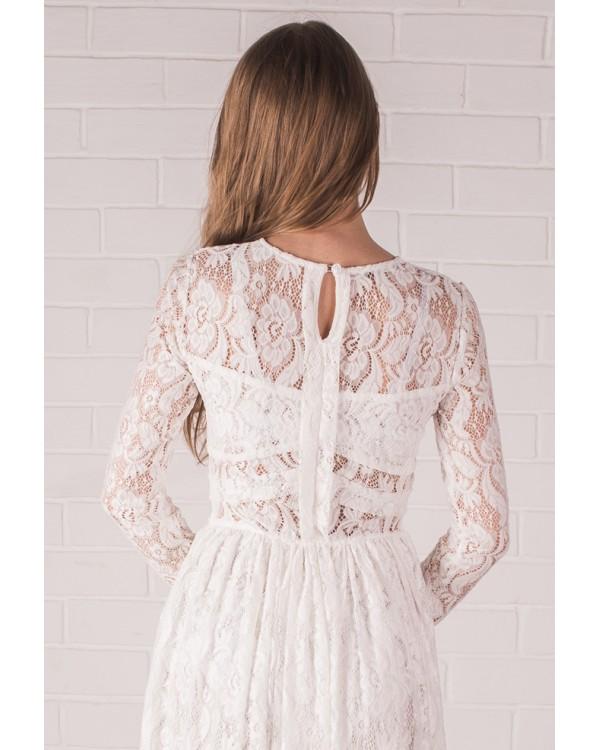 Кружевное платье с доставкой