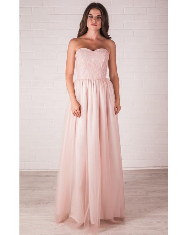 Платье с корсетом и пышной юбкой купить