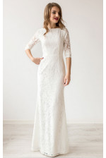 Платье для росписи русалка