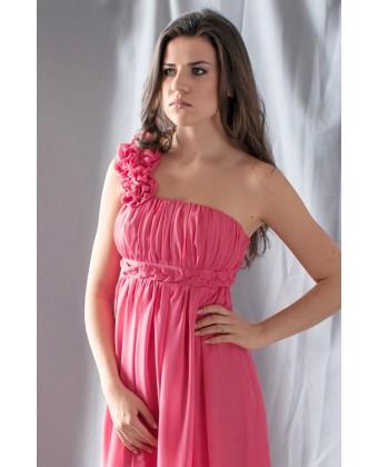 Греческое платье на выпускной