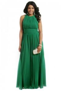 Платье шифоновое для женщин