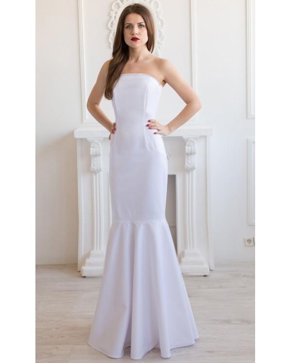 07e4444f309 Свадебное платье русалка купить в интернет-магазине Роял-бутик ...