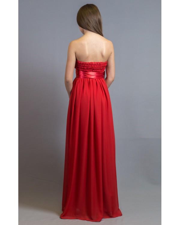 Красный Платье Длинное С Доставкой