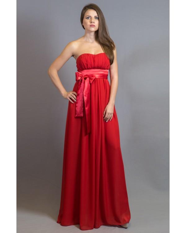 Атласный бант на платье купить