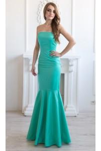Вечернее платье русалка