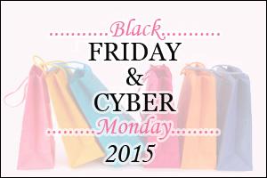 Черная Пятница 2015 - 4 дня супер скидок