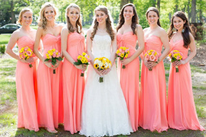 Платья для красивых свадебных церемоний