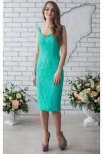 Коктейльное платье футляр