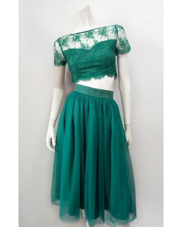 Платье топ с юбкой интернет магазин