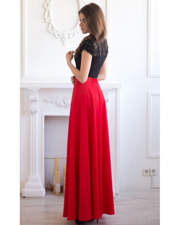 Легкая юбка с доставкой